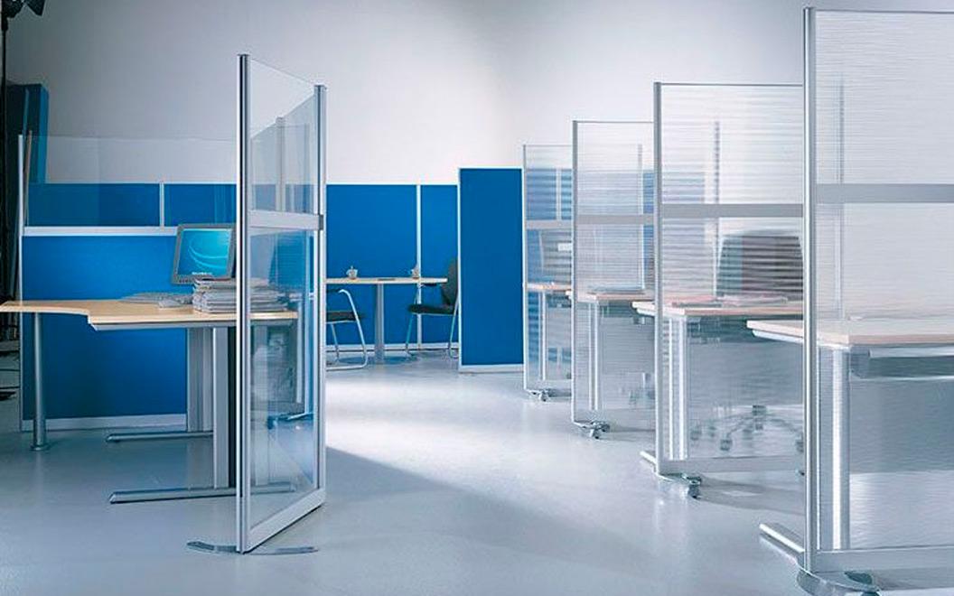 офисные стеклянные перегородки цена