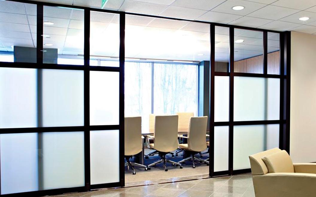стеклянные офисные перегородки цена